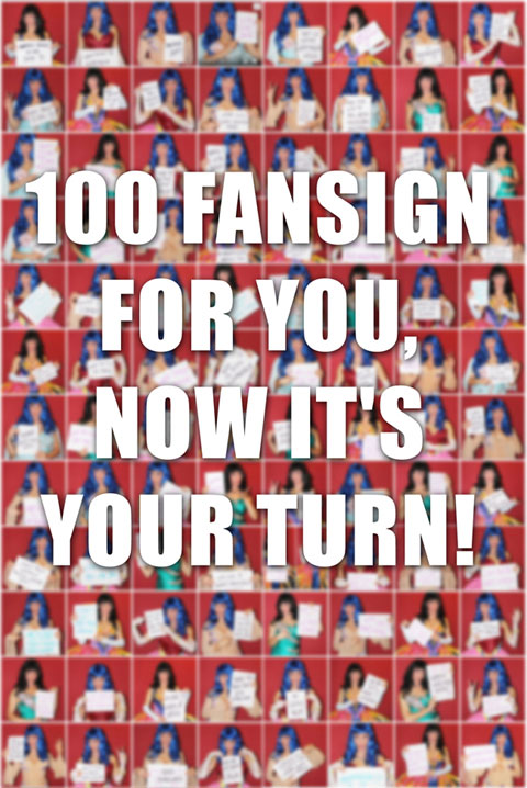 100-fansign-you-turn