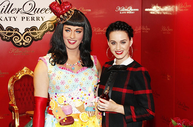 Katy Perry Double und Lookalike