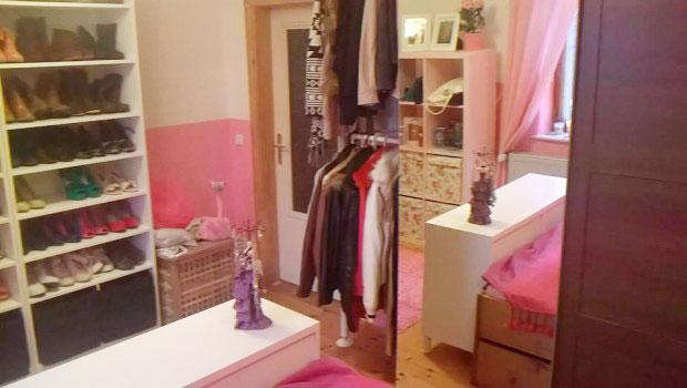 Mein neues schlafzimmer jessicas welt - Neues schlafzimmer ...