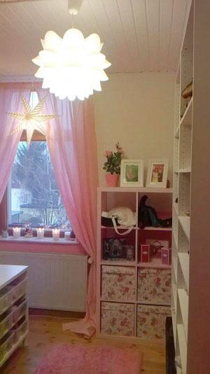 Mein neues Schlafzimmer – Jessicas Welt
