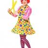 Clownmädchen
