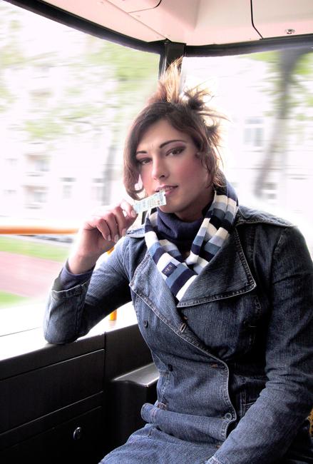 Straßenbahn 05