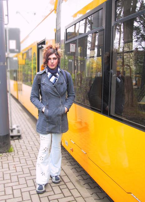 Straßenbahn 08