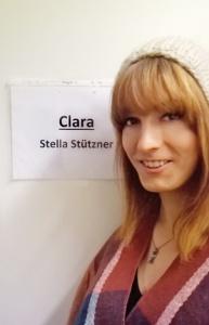 Stella Stützner Trans*Frau Transgender Schauspielerin aus Dresden
