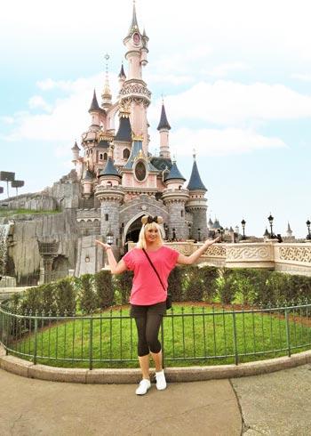 Disneland Paris Castle